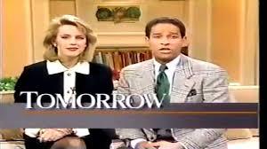1990 nbc today show teaser bryant gumble deborah norville danny