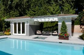 Cabana Ideas by Pool Cabana Plans That Are Perfect For Relaxing And Entertaining