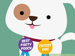 dog birthday party 4 ways to throw a dog a birthday party wikihow