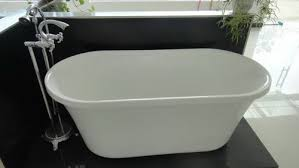51 inch acrylic free standing soaking tub 1300mm