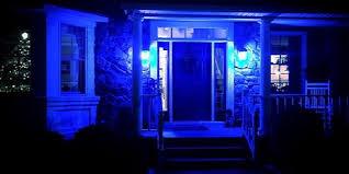 blue lights for blue lives sweep nation