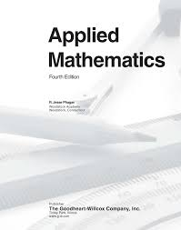 applied mathematics 4th edition page 2 2 of 397
