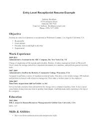 exles of resumes for internships internship resume objective exles oloschurchtp