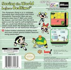 the powerpuff girls paint the townsville green box shot for game