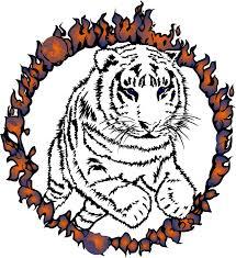 cartoon tiger clipart free download clip art free clip art