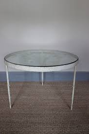 a spanish wrought iron coffee table 1950s coffee low tables