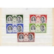 la poste timbre mariage timbre monaco 19 avril 1956 mariage du prince rainier et de grace
