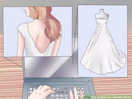 the wedding dress shop how to shop for a wedding dress 8 steps with pictures wikihow