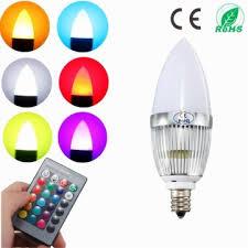 e12 candelabra base led light bulbs e12 candelabra candle stick 3w led light bulb white warm rgb tea