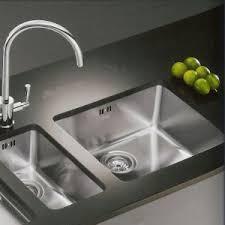 franke undermount kitchen sink franke undermount stainless steel kitchen sink new in excellent