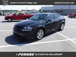 2014 used dodge avenger 4dr sdn se at landers chevrolet serving