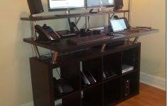 standup computer desk