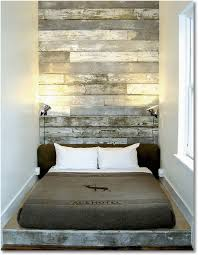 Do It Yourself Headboard Awesome Diy Headboard Barnboard Faux Or Real Remodelingguy Net