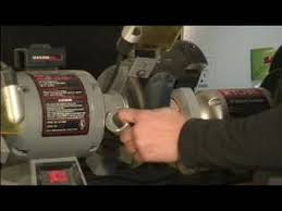 Uses Of A Bench Grinder - how to use a bench grinder more on using a wire wheel bench
