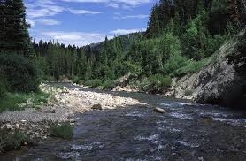 Wyoming rivers images Fracking oil and gas development american rivers jpg