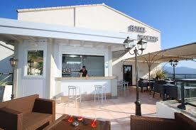4 star hotel in corsica chez charles calvi luxury the pool bar