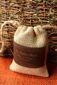 coffee wedding favors 35 and easy to make wedding favor ideas