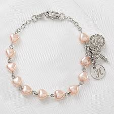 customized baby bracelets personalized jewelry personalizationmall