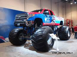 monster truck shows 2014 sema 2014 showfloor photo gallery the trucks