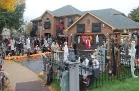 famous naperville halloween house goes dark naperville sun