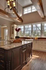 Kitchen Remodels With White Cabinets by This Is The Ultimate Dream House According To Pinterest Users