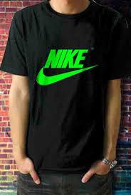 Baju Nike jual baju kaos nike design hijau ladyrose7