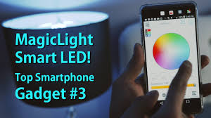 magiclight smart led review smartphone gadgets 3 youtube