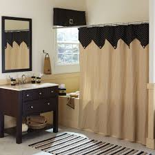 Burlap Country Curtains Country Shower Curtains Country Bathroom