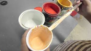 paint to match mixing paint to match skin color haunt ventures 179 youtube