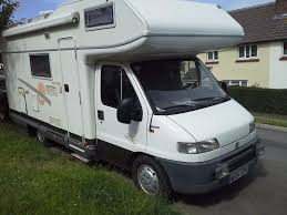 fiat ducato europe 5000 ld lhd 2 5td 2000 motorhome 6 berth in