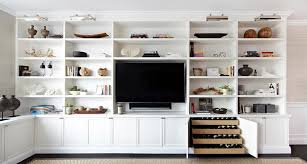 Bookshelf In Living Room Living Room Shelving Design Home Ideas Pictures Homecolors