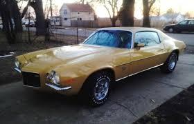 1973 camaro split bumper for sale 1973 camaro lt split bumper survivor