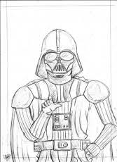 darth vader star wars coloring pages kidscoloringsource