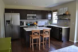 Light Kitchen Countertops Kitchen Reveal Cabinets Light Counters Hometalk