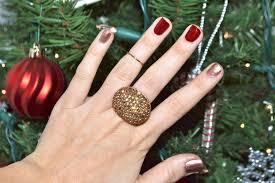 xo christine marie christmas nails u0026 christmas giveaway