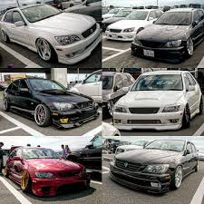 lexus altezza super carros toyota japan altezza on instagram
