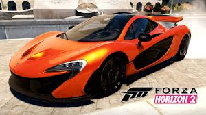 orange mclaren wallpaper mclaren p1 orange forza wallpaper 1280x720 18298