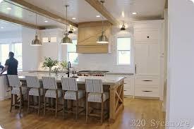 Modern Coastal Interior Design Modern Coastal Farmhouse Tour 320 Sycamore