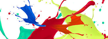 paint background spray painting color poster banner background