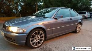 bmw 318ci 2001 2001 coupe 318 for sale in united kingdom