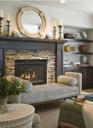 Unique And Beautiful Stone Fireplace by 7 Tips For Designing An Eye Catching Fireplace Bellacor Stone
