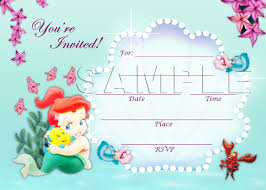 instant download baby shower invitations the little mermaid invite instant download disney baby