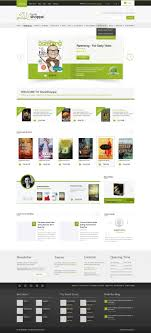 html5 templates for books book store responsive ecommerce html5 theme by crunchpress themeforest