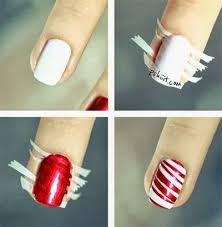 20 festive christmas nail art ideas beesdiy com