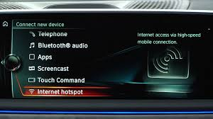 connect device to wifi hotspot bmw genius how to youtube
