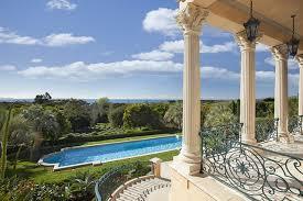 palladian style in santa barbara u2014wsj house of the day wsj