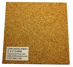 Cork Laminate Flooring Problems 3mm Cork Underlayment Sample Forna