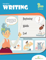 3rd grade narrative writing learning resources education com