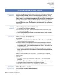 Sample Resume Objectives For Bank Teller by Banker Resume Objective Examples Virtren Com