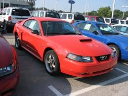 40th year anniversary mustang 2004 mustang gt 40th anniversary edition in competition orange
